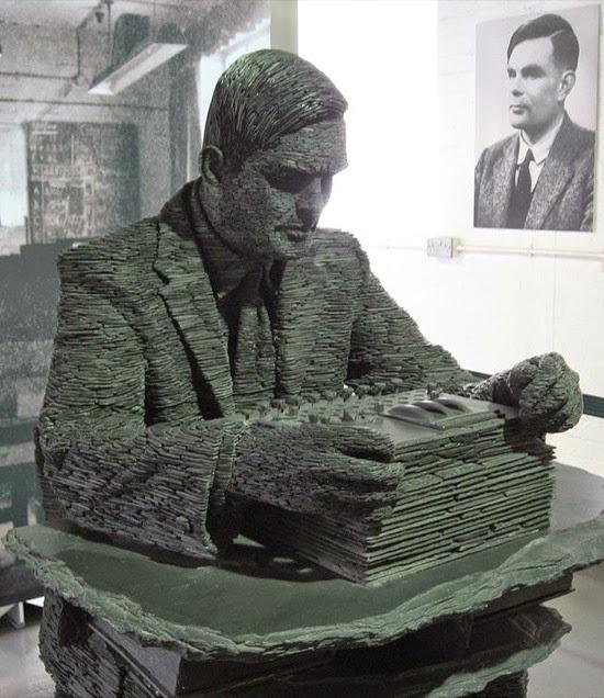 De cómo Alan Turing perdió todos sus ahorros