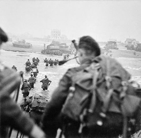 Las boinas verdes de los Commandos británicos