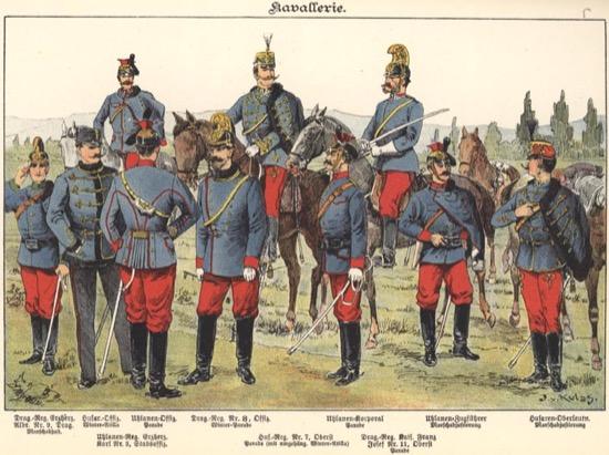 El mejor sitio para aprender idiomas, el ejército austro-húngaro