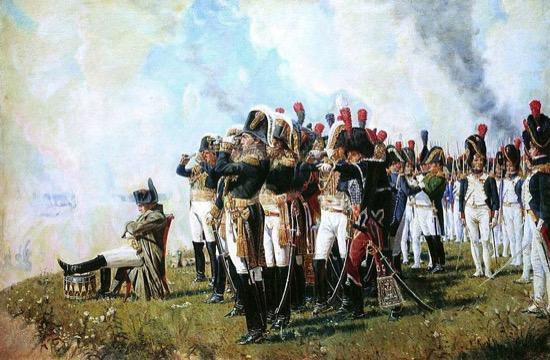 Napoleón no era bajo, y algunos líderes de altura reducida
