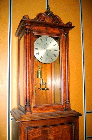 El reloj Beverly, siglo y medio sin darle cuerda
