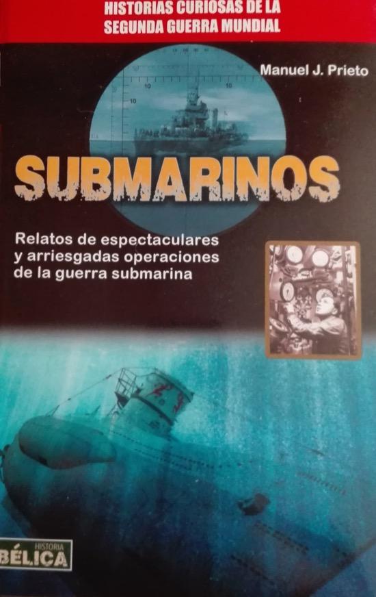 Submarinos, mi nuevo libro