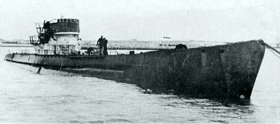 Submarinos alemanes en Argentina tras la 2ª Guerra Mundial