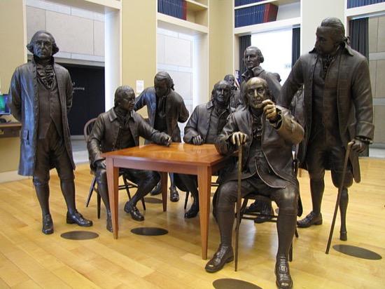 Junto, el club de intercambio de ideas de Franklin