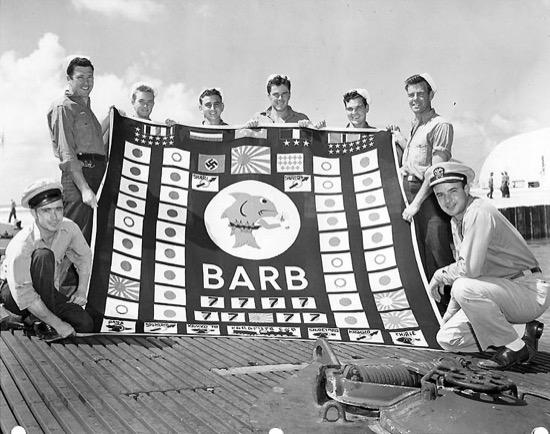 El USS Barb y el único ataque contra territorio realmente japonés