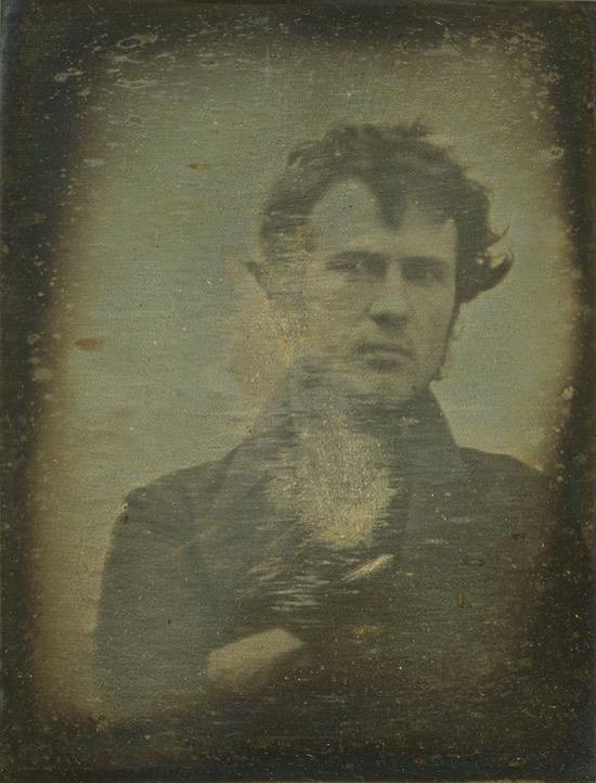 El primer selfie de la historia es de 1839