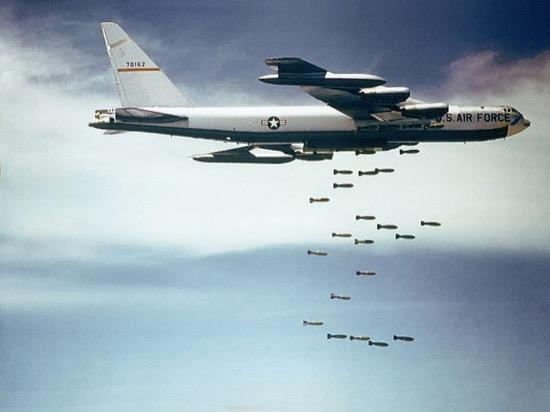 Operación Chrome Dome, el vuelo continuo con armas nucleares