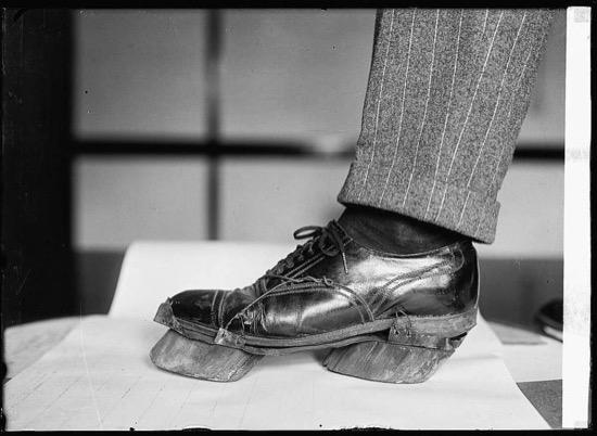 Fotos de los trucos que se empleaban durante la Ley Seca