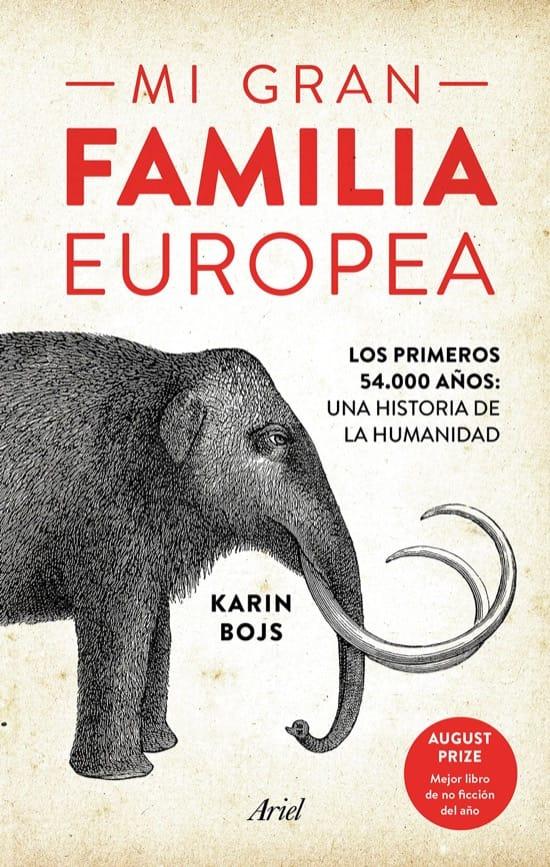 Mi gran familia europea, de Karis Bojs