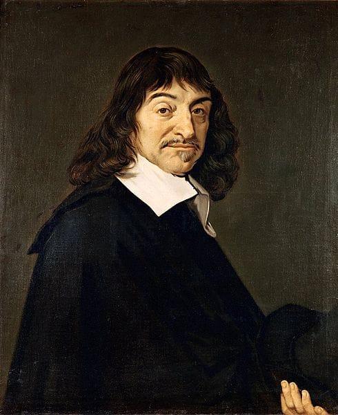 La muerte de Descartes