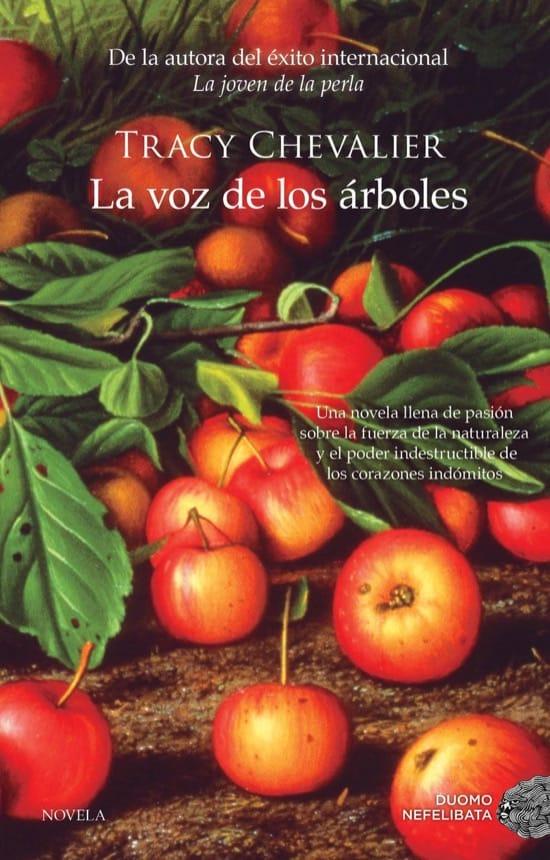 La voz de los árboles, de Tracy Chevalier