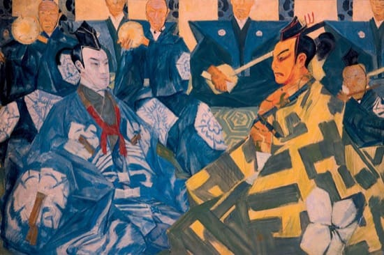 Bandō Mitsugorō, el actor que murió por una fanfarronada