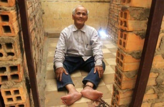 Bou Meng, el retratista de Pol Pot