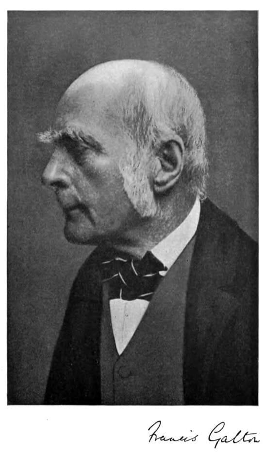 La eugenesia, Francis Galton y el concurso sobre el peso de un buey