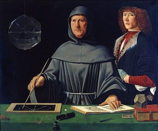 Luca de Pacioli, el religioso padre de la contabilidad