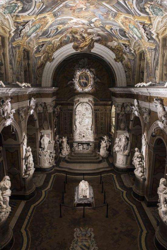 25 impresionantes imágenes de las esculturas de la capilla de Sansevero