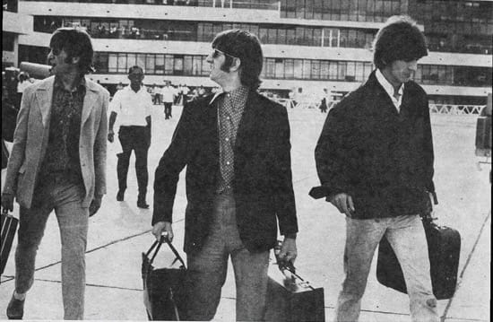 The Beatles en Filipinas, a punto de ser linchados