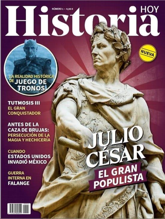 La revista Historia Hoy y otros proyectos interesantes