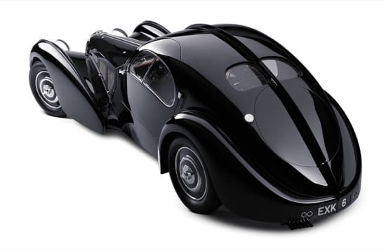 1938 Bugatti Type 57SC