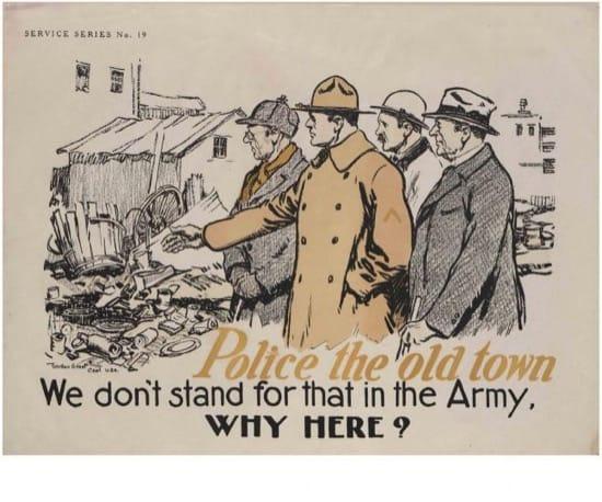 Carteles para Veteranos Primera Guerra Mundial 4