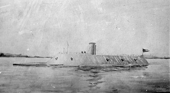 CSS Virginia