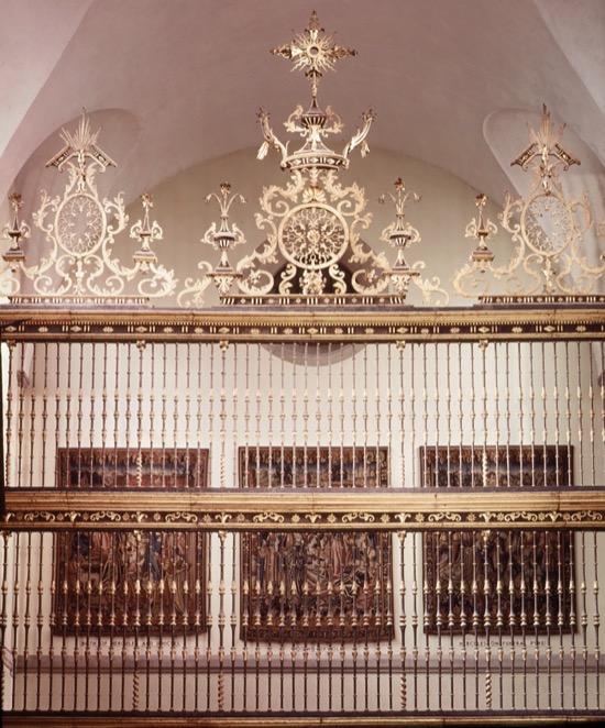 La reja de la Catedral de Valladolid que se vendió al peso y hoy está en el Metropolitan