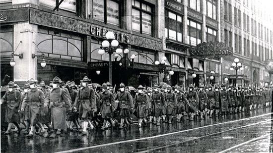 Por qué se llama gripe española a la pandemia de 1918