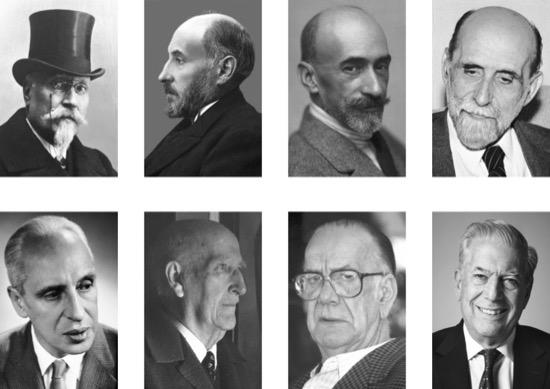 Premios Nobel españoles