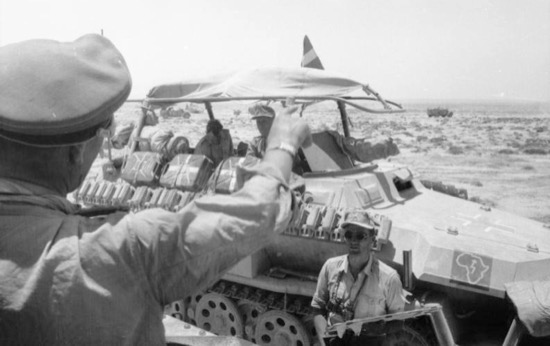 Rommel en el norte de África