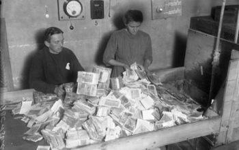 La hiperinflación en Alemania en los años 20