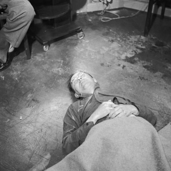 Cómo capturaron y murió Heinrich Himmler