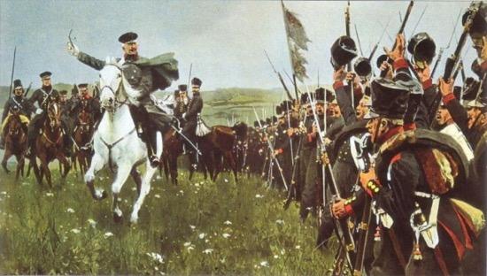 15 obras de arte sobre la batalla de Waterloo