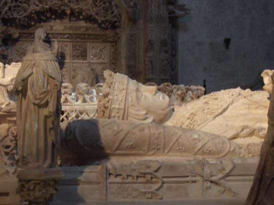 Enrique IV de Castilla es el rey impotente por un hechizo