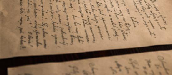 Curiosas formas de enviar información oculta en las cartas durante la Guerra Civil