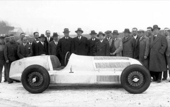 El origen de los Mercedes-Benz color plata, los Silver Arrows