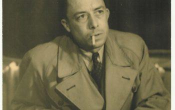 Albert Camus murió del modo más idiota, según su propio criterio