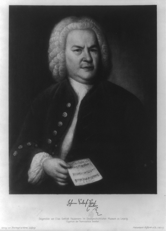 Bach estuvo en la cárcel por cambiar de trabajo sin permiso de su jefe