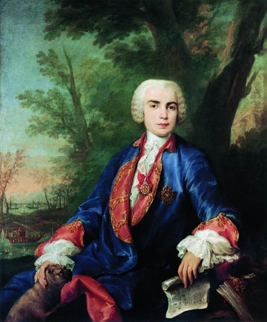 Farinelli, il Castrato, cantaba para que Felipe V durmiera
