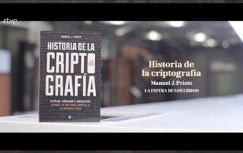 Historia de la criptografía en el programa Página Dos de RTVE