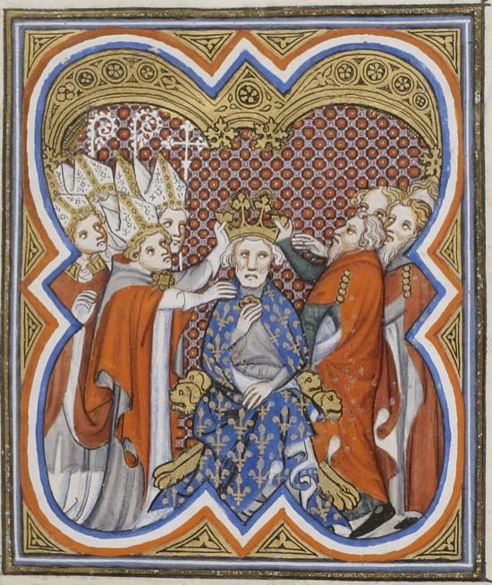 Juan II de Francia viajó a Londres por honor para que lo hicieran preso