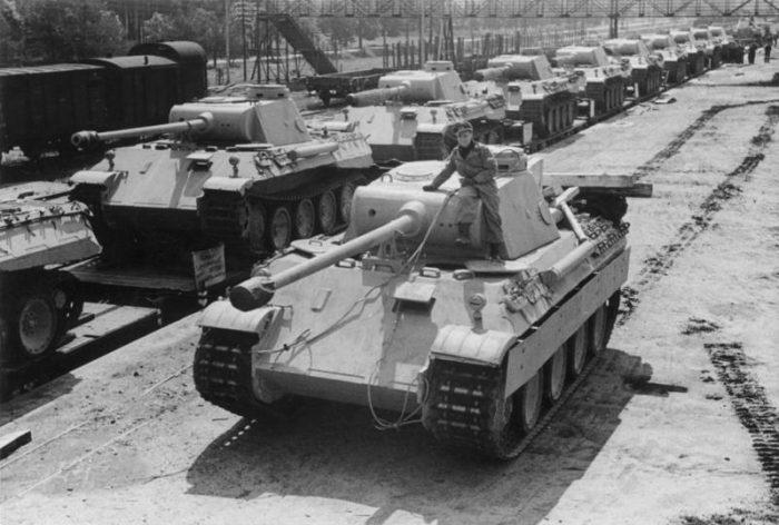 Los aliados supieron cuántos tanques fabricaba Alemania gracias a la estadística y los números de serie