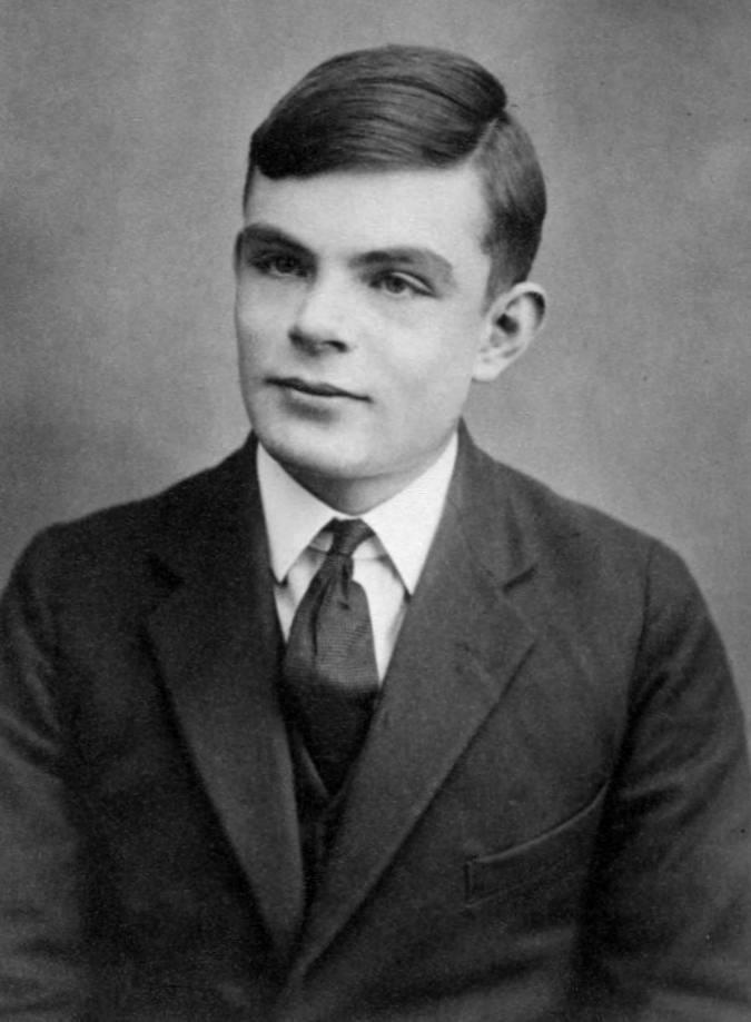 No, no es cierto que la manzana de Apple sea un homenaje a Alan Turing