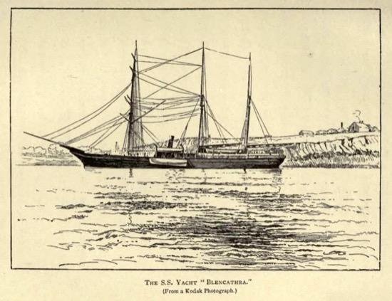 El primero en cruzar el canal de Suez fue un inglés que hizo trampas