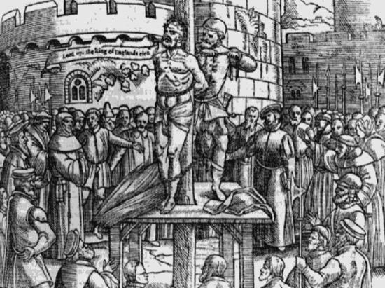 El sacerdote que tradujo la Biblia para popularizarla y fue quemado por la Iglesia