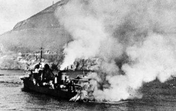 Operación Catapulta, el ataque británico contra los barcos franceses