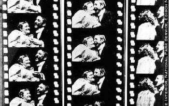 El primero beso de la historia del cine y otras curiosidades