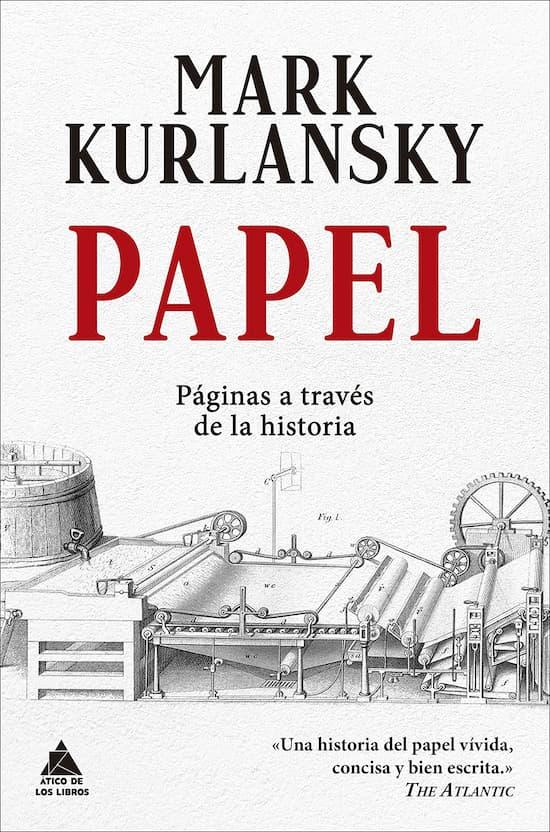 Papel, de Mark Kurlansky