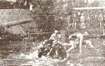 Natación de obstáculos y otros deportes olímpicos desaparecidos