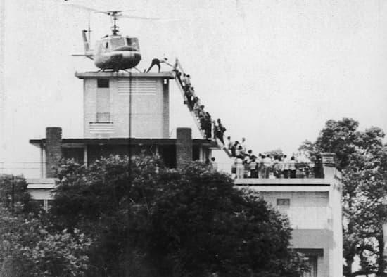 La relación entre el fin de las guerras de Vietnam y Afganistán